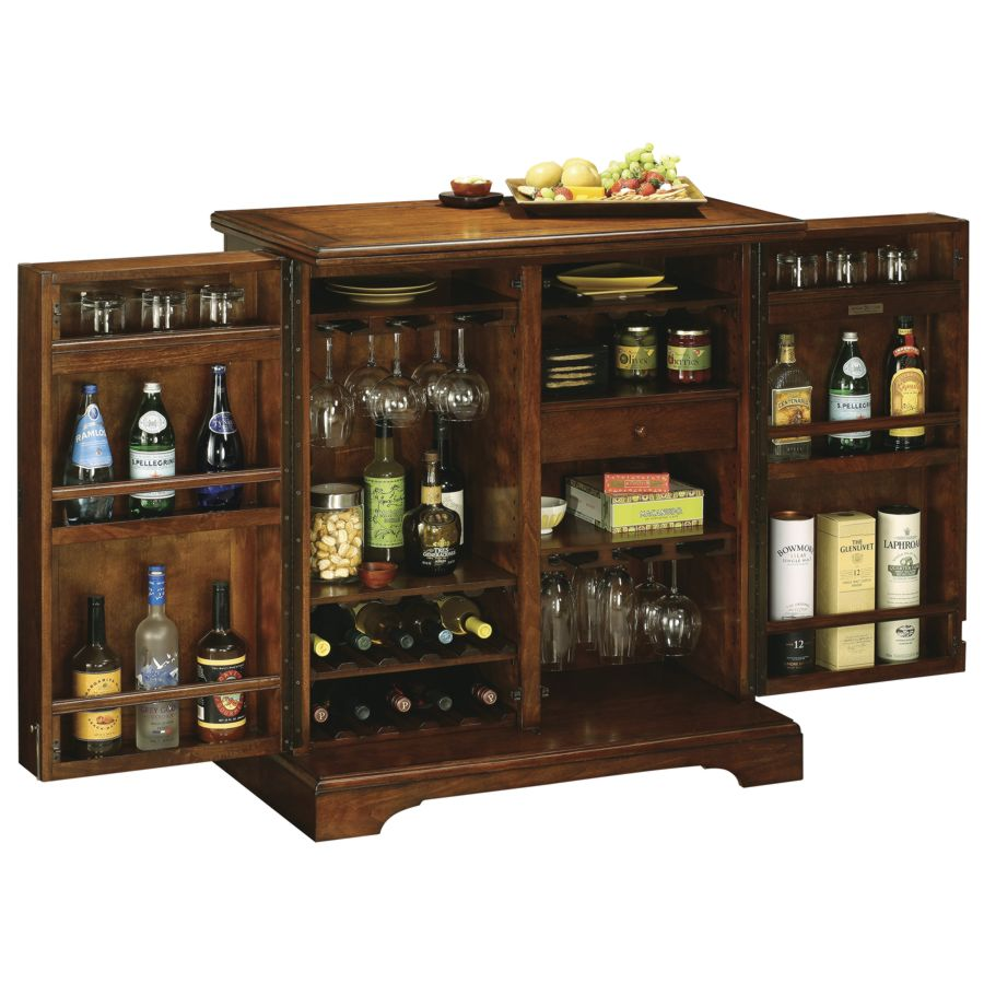 wine cabinet bar howard miller 695 116 lodi wine and bar cabinet 29294